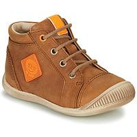 Pantofi Băieți Pantofi sport stil gheata GBB TARAVI Maro