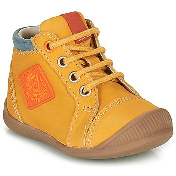 Pantofi Băieți Pantofi sport stil gheata GBB TARAVI Galben