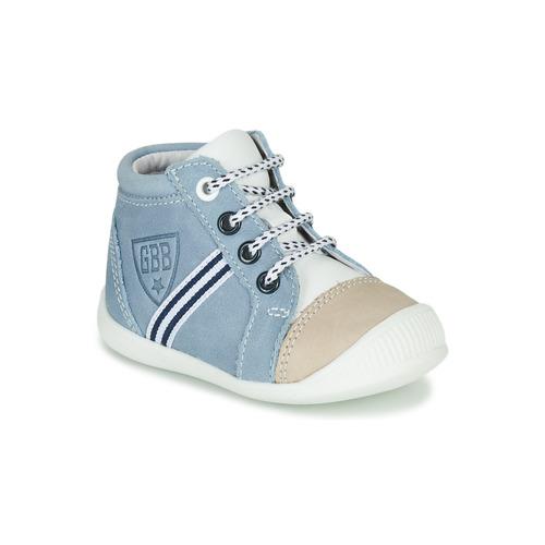 Pantofi Băieți Pantofi sport stil gheata GBB GABRI Albastru