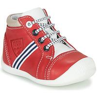 Pantofi Băieți Pantofi sport stil gheata GBB GABRI Roșu