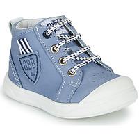 Pantofi Băieți Pantofi sport stil gheata GBB GREGOR Albastru