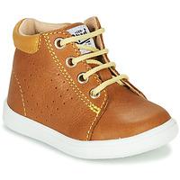 Pantofi Băieți Pantofi sport stil gheata GBB FOLLIO Coniac