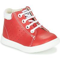 Pantofi Băieți Pantofi sport stil gheata GBB FOLLIO Roșu