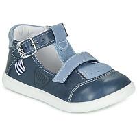 Pantofi Băieți Sandale  GBB BERETO Albastru