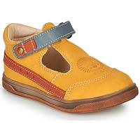 Pantofi Băieți Pantofi sport stil gheata GBB ANGOR Portocaliu