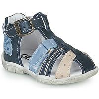 Pantofi Băieți Sandale  GBB BYZANTE Albastru