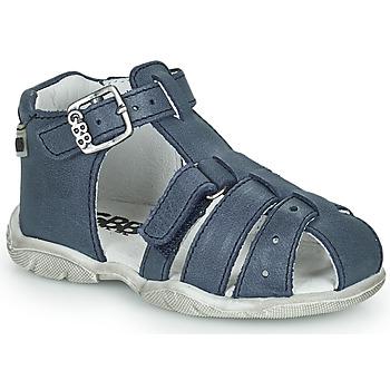 Pantofi Băieți Sandale  GBB ARIGO Albastru