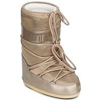 Pantofi Femei Cizme de zapadă Moon Boot MOON BOOT GLANCE Platyna