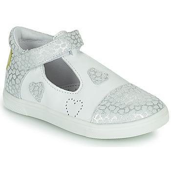 Pantofi Fete Pantofi sport Casual GBB ANISA Alb