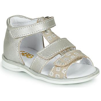Pantofi Fete Sandale  GBB NAVIZA Bej