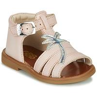 Pantofi Fete Sandale  GBB ARAGA Roz