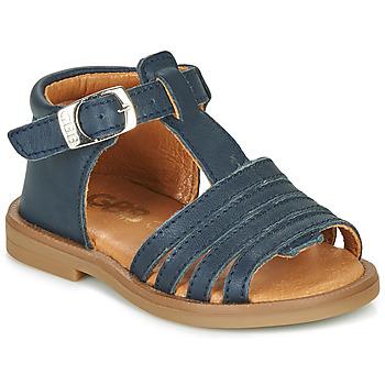 Pantofi Fete Sandale  GBB ATECA Albastru