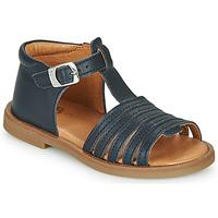 Pantofi Fete Sandale  GBB ATECA Bleumarin