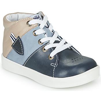 Pantofi Băieți Pantofi sport stil gheata GBB AMOS Albastru / Gri