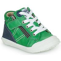 Pantofi Băieți Pantofi sport stil gheata GBB ANATOLE Verde