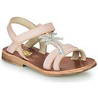 Pantofi Fete Sandale  GBB SAPELA Roz