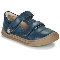 Pantofi Băieți Sandale  GBB MANUK Albastru
