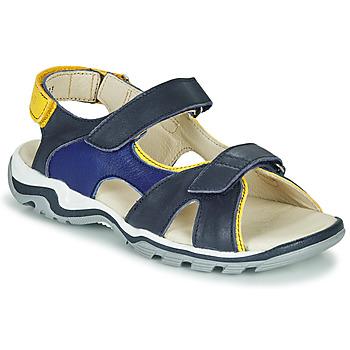 Pantofi Băieți Sandale  GBB DIMOU Albastru