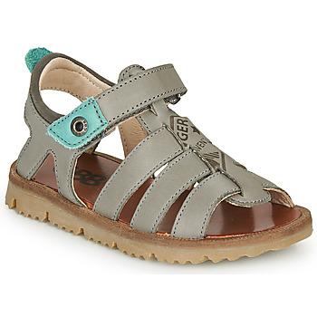 Pantofi Băieți Sandale  GBB PATHE Negru