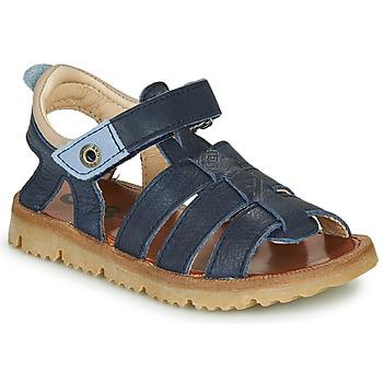 Pantofi Băieți Sandale  GBB PATHE Albastru