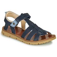 Pantofi Băieți Sandale  GBB PATHE Bleumarin