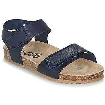 Pantofi Băieți Sandale  GBB KIPILO Bleumarin