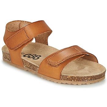 Pantofi Băieți Sandale  GBB KIPILO Maro