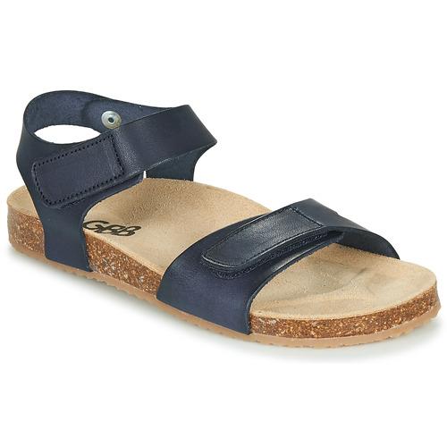 Pantofi Băieți Sandale  GBB KIPILO Albastru
