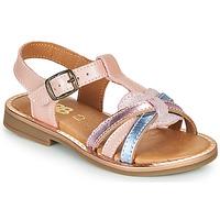 Pantofi Fete Sandale  GBB EGEA Roz