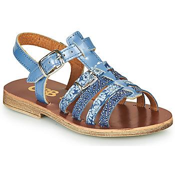 Pantofi Fete Sandale  GBB BANGKOK Albastru