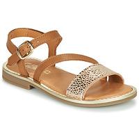 Pantofi Fete Sandale  GBB FANA Maro