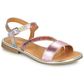 Pantofi Fete Sandale  GBB FANA Roz / Multicolor