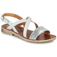 Pantofi Fete Sandale  GBB FAVOLA Alb