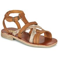 Pantofi Fete Sandale  GBB JULIA Maro