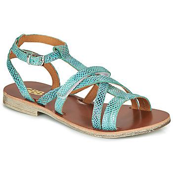 Pantofi Fete Sandale  GBB JULIA Albastru