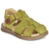 Pantofi Băieți Sandale  GBB JAMIK Verde