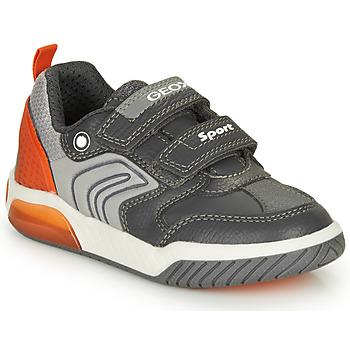 Pantofi Băieți Pantofi sport Casual Geox INEK BOY Gri