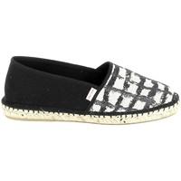 Pantofi Femei Espadrile Pare Gabia PARE GABIA VP Mix Noir Blanc Negru