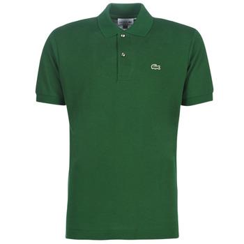 Îmbracaminte Bărbați Tricou Polo mânecă scurtă Lacoste POLO L12 12 REGULAR Verde