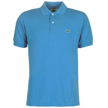 Îmbracaminte Bărbați Tricou Polo mânecă scurtă Lacoste POLO L12 12 REGULAR Albastru