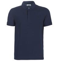 Îmbracaminte Bărbați Tricou Polo mânecă scurtă Lacoste PARIS POLO REGULAR Bleumarin