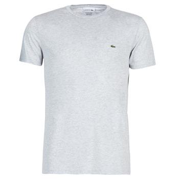 Îmbracaminte Bărbați Tricouri mânecă scurtă Lacoste TH6709 Gri