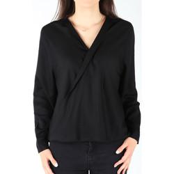Îmbracaminte Femei Cămăși și Bluze Wrangler L/S Wrap Shirt Black W5180BD01 black