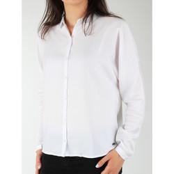Îmbracaminte Femei Cămăși și Bluze Wrangler Relaxed Shirt W5213LR12 white
