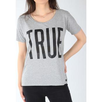 Îmbracaminte Femei Tricouri mânecă scurtă Lee T-shirt  Ultimate Tee L42JEP37 grey