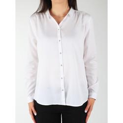Îmbracaminte Femei Cămăși și Bluze Wrangler L/S Relaxed Shirt W5190BD12 white