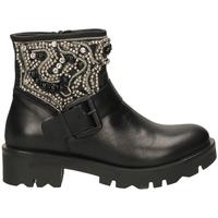 Pantofi Femei Botine Tosca Blu KIRUNA c99-nero
