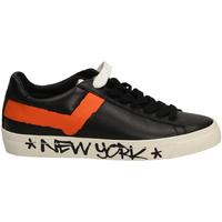 Pantofi Bărbați Pantofi sport Casual Pony TOP STAR OX whibl-bianco-nero