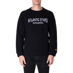 Îmbracaminte Bărbați Hanorace  Atlantic Star Apparel FELPA col-3-nero