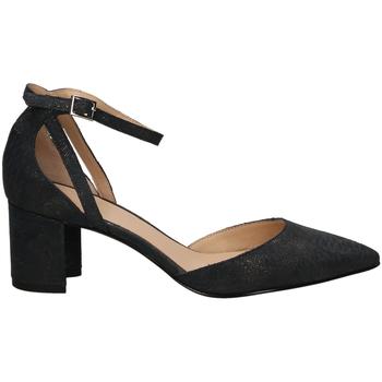 Pantofi Femei Pantofi cu toc What For URSULE KARMA dblue-blu-scuro
